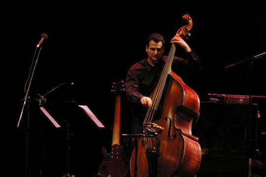 The John Patitucci Trio will perform Sunday at York College.
