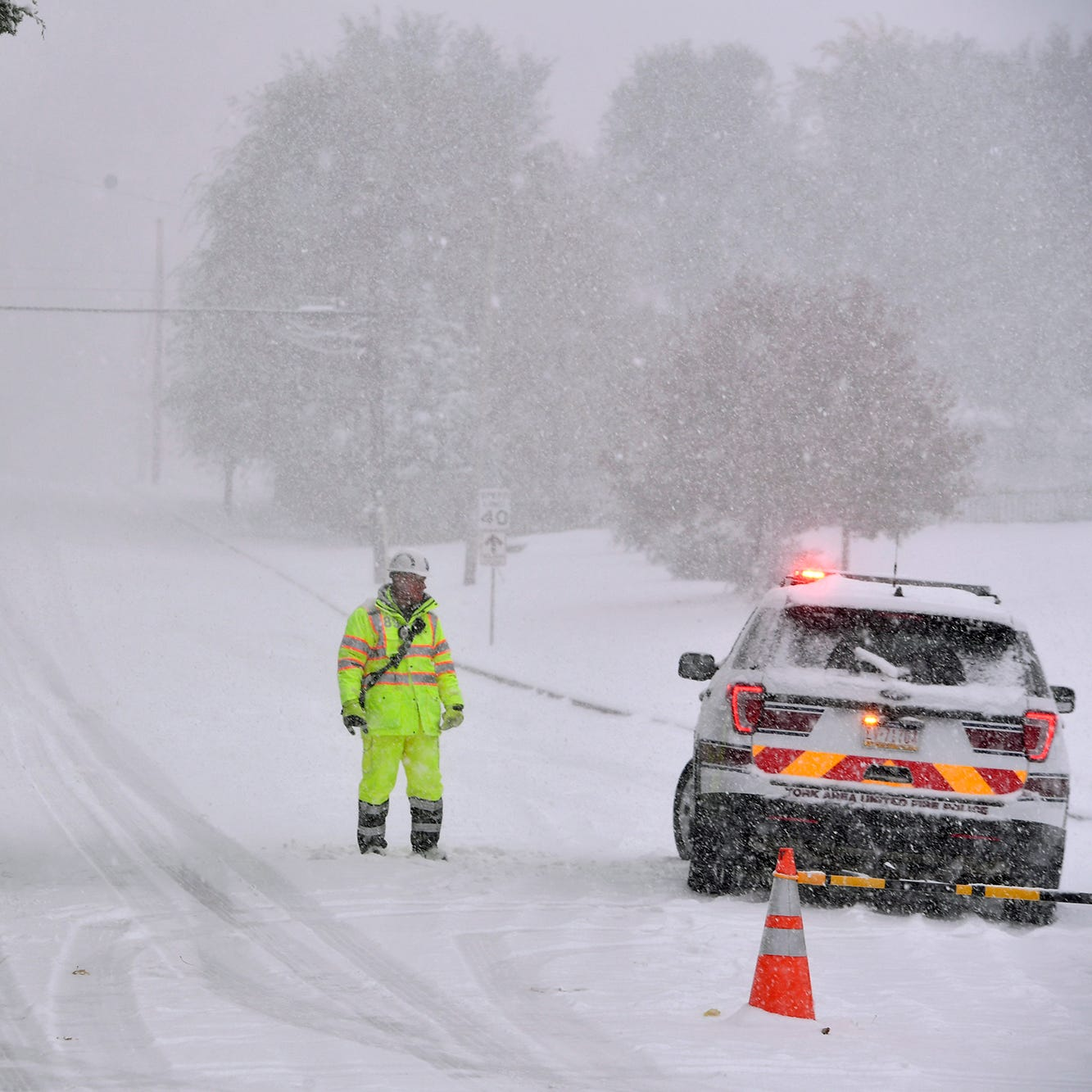 Updated winter storm warning: 3 to 6 inches of snow predicted for York County