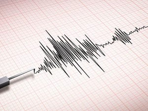 A 4.1 magnitude earthquake was reported on the Olympic Peninsula early Monday morning.