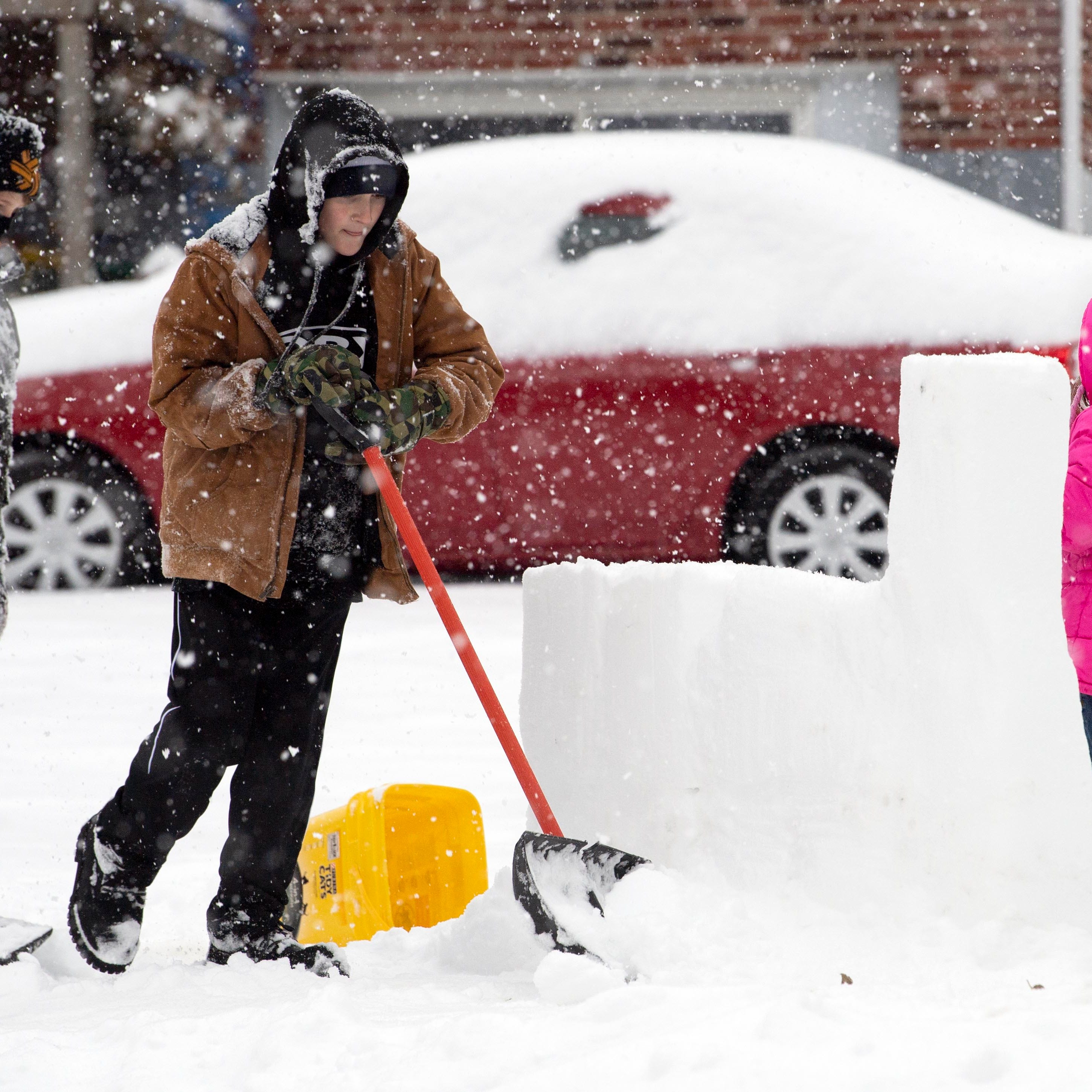 Snow in the forecast for central Pa. this week, National Weather Service says