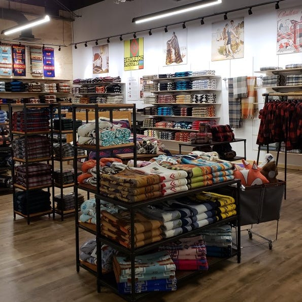 Pendleton Woolen Mills holding grand opening at Summit mall for second Reno store