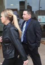 Rochester Police Officer Michael Sippel was arraigned on a misdemeanor assault charge..  His attorney said Sippel actions were lawful.