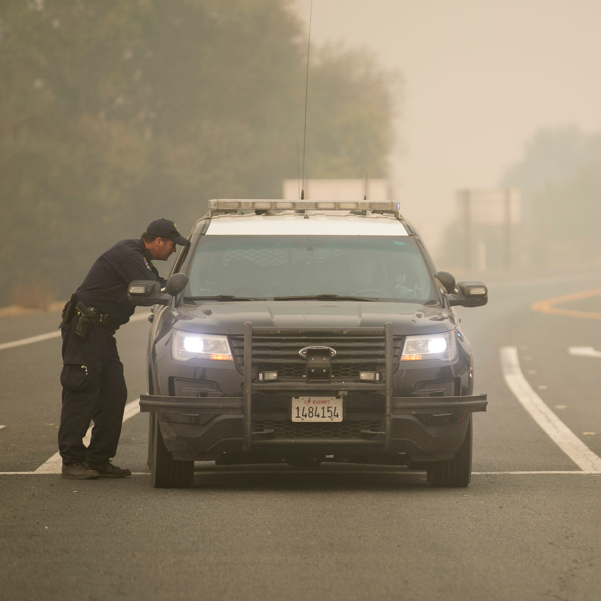 Camp Fire shooting: Officers kill wanted man inside California wildfire evacuation zone