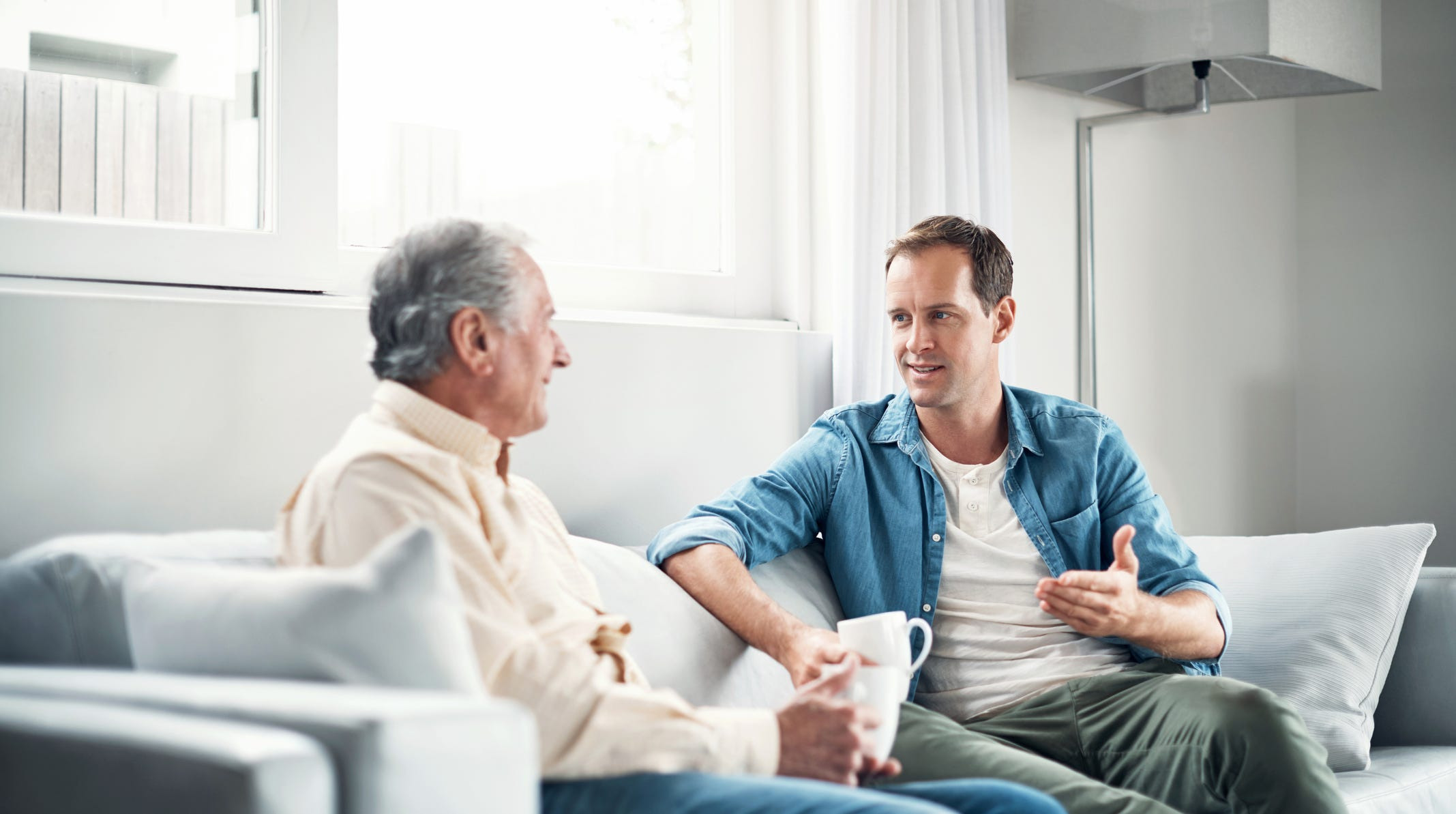 During the month of Movember, men are encouraged to speak up about their wellbeing and make doctors' appointments to address common health problems.