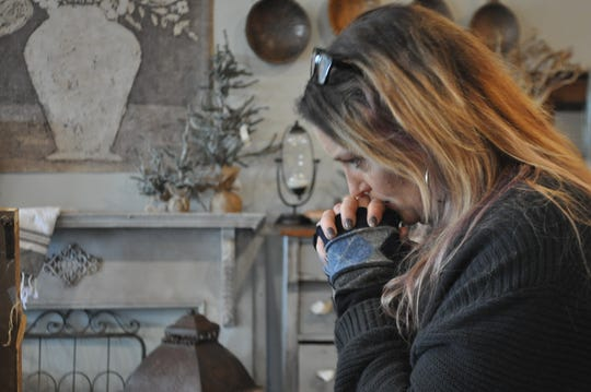 Attics of My Life store owner Ashley Abell reopened her business in October after a devastating fire consumed her Berlin store in April 2018.
