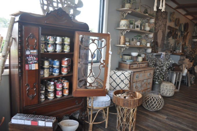 Attics of My Life opened at its new Selbyville location in October after a devastating fire at its Berlin location in April 2018.
