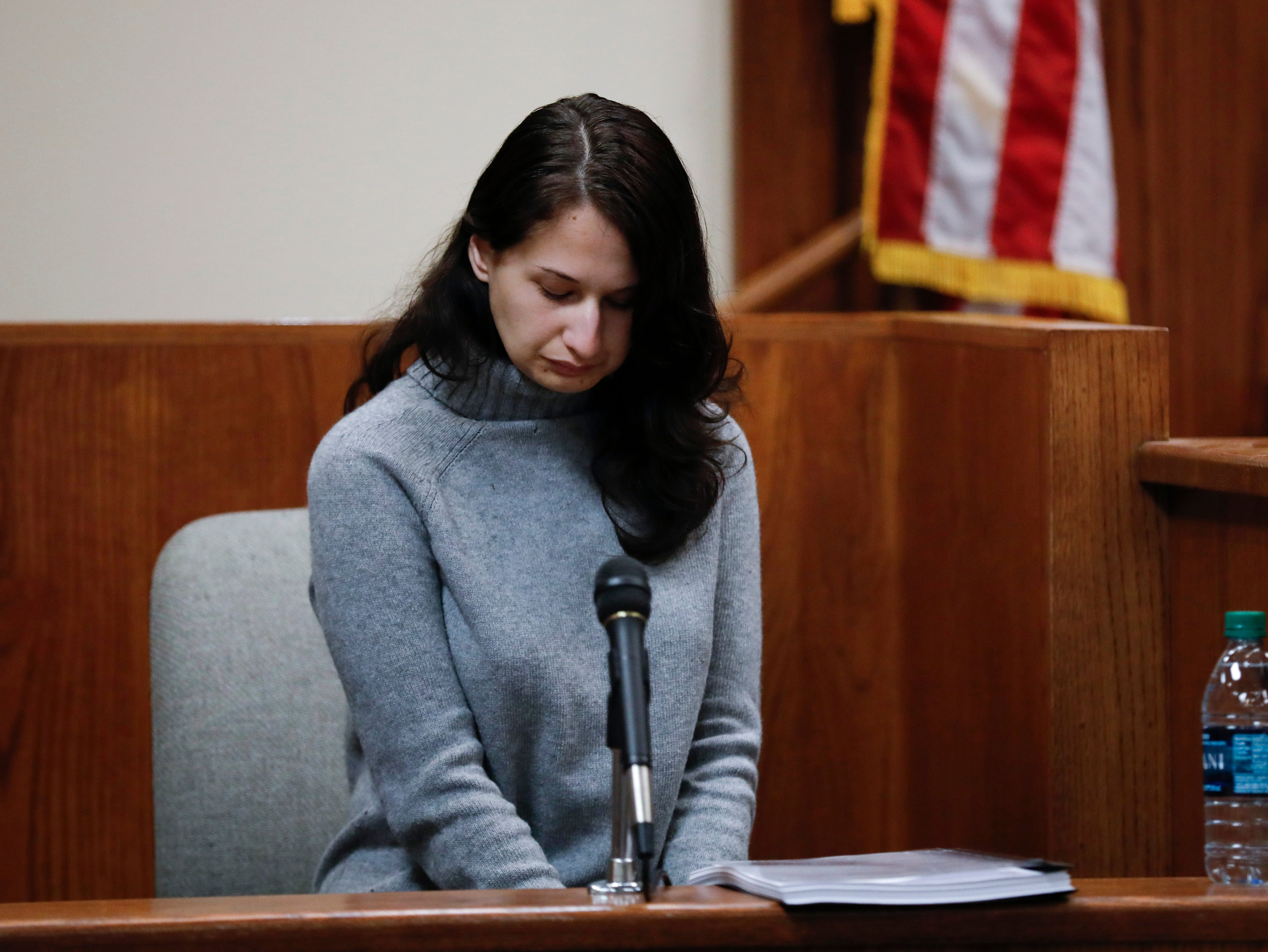 Gypsy Blanchard takes the stand in ex-boyfriend's murder trial