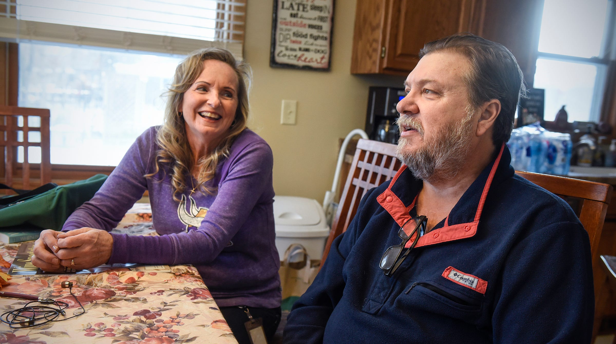 What you do for family: St. Cloud woman donates kidney to ex-husband