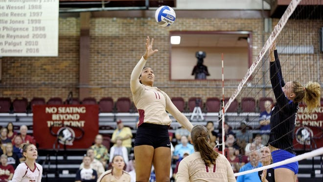 Ashley Murray has been a key contributor for the Seminoles this season after transferring from Long Beach State.