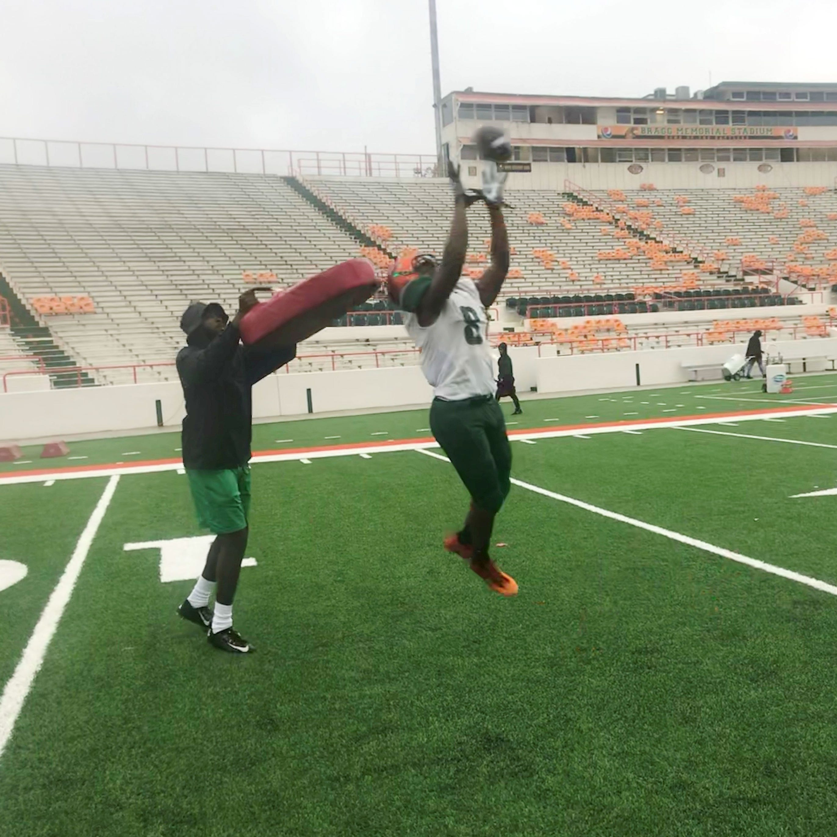 FAMU's MEAC title hopes on the line in Florida Classic