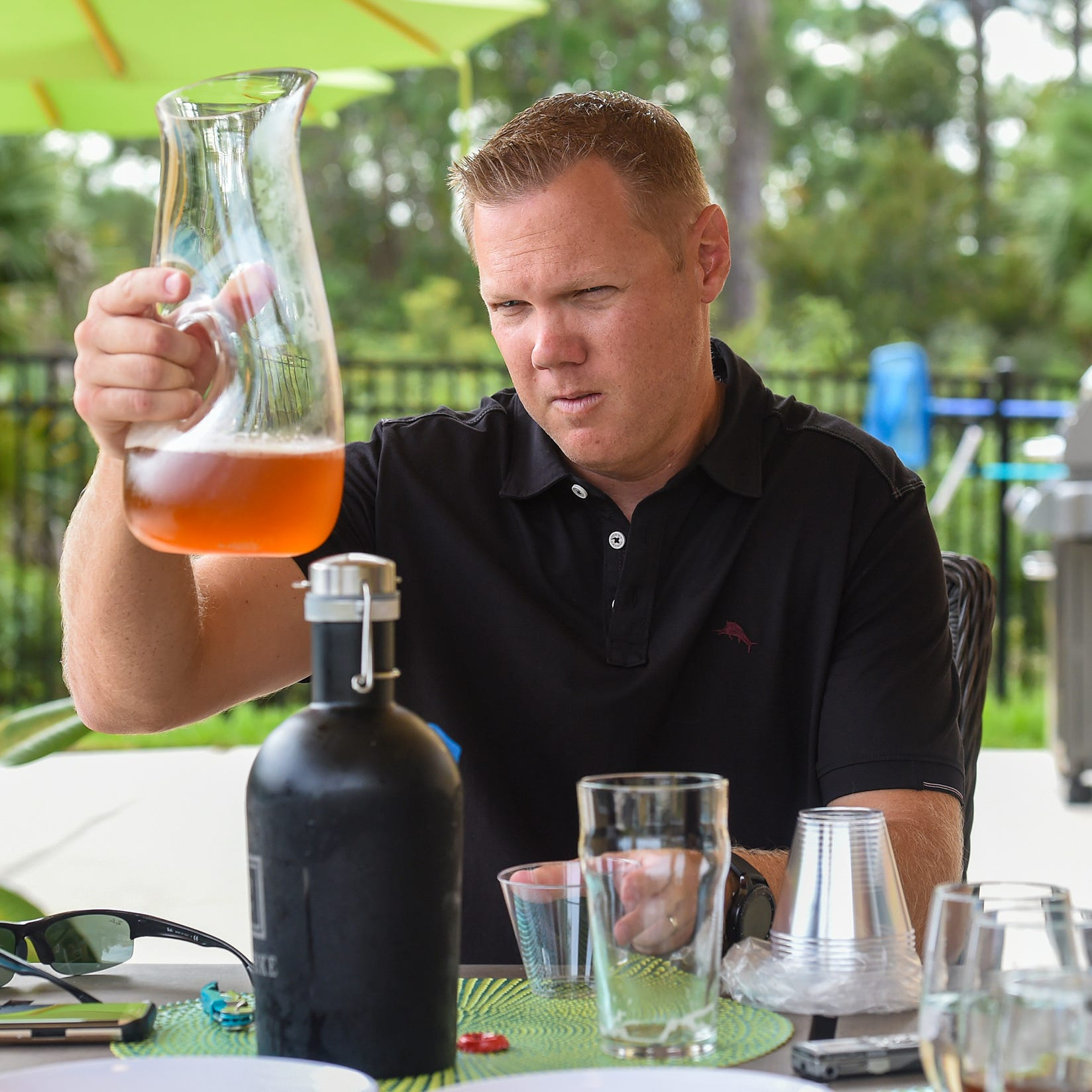 Palm City couple plans to open only brewery in Martin County next year   Laurie's Stories