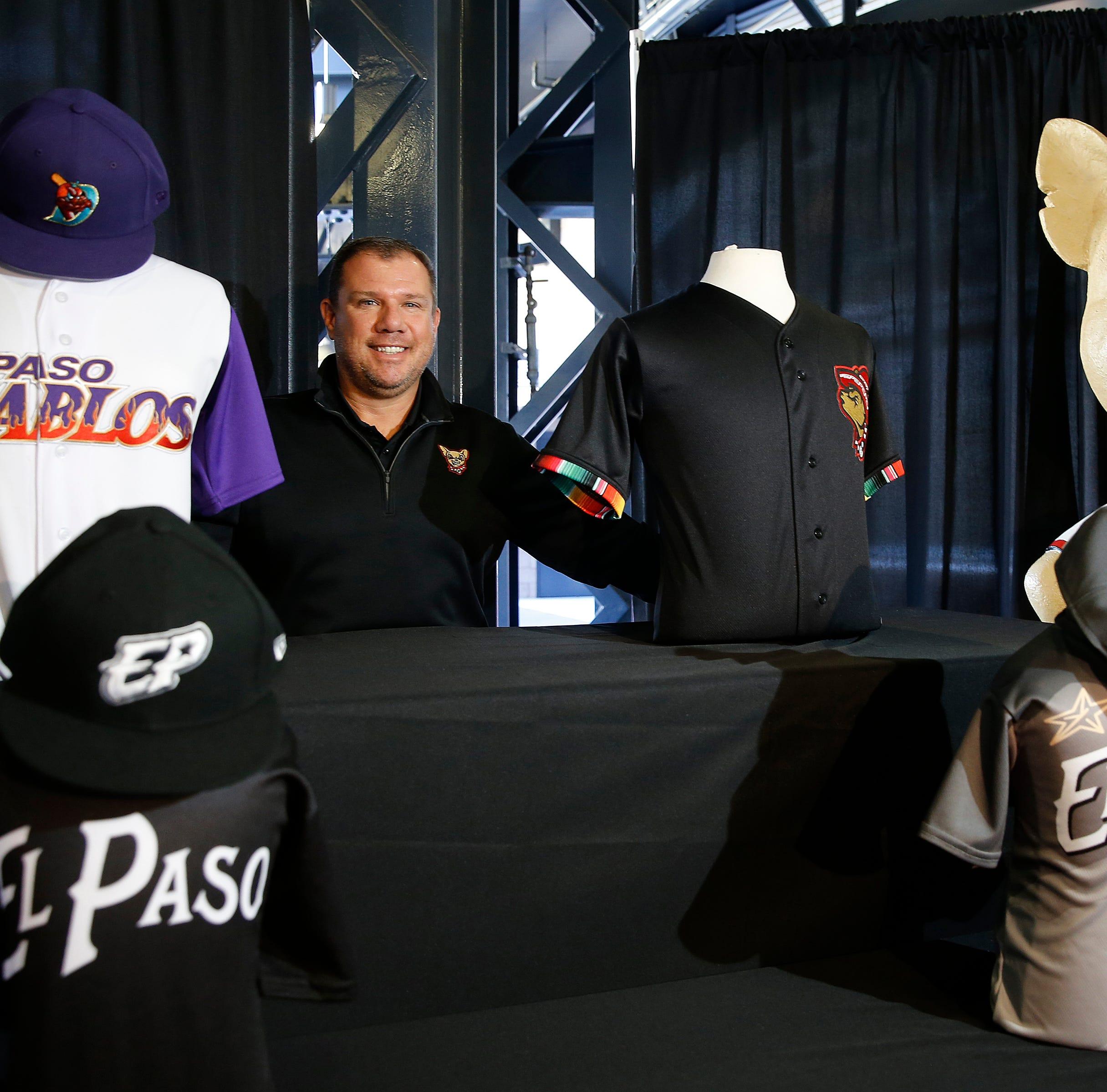 El Paso's Triple-A Chihuahuas unveil new jerseys, logo for 2019 All-Star season