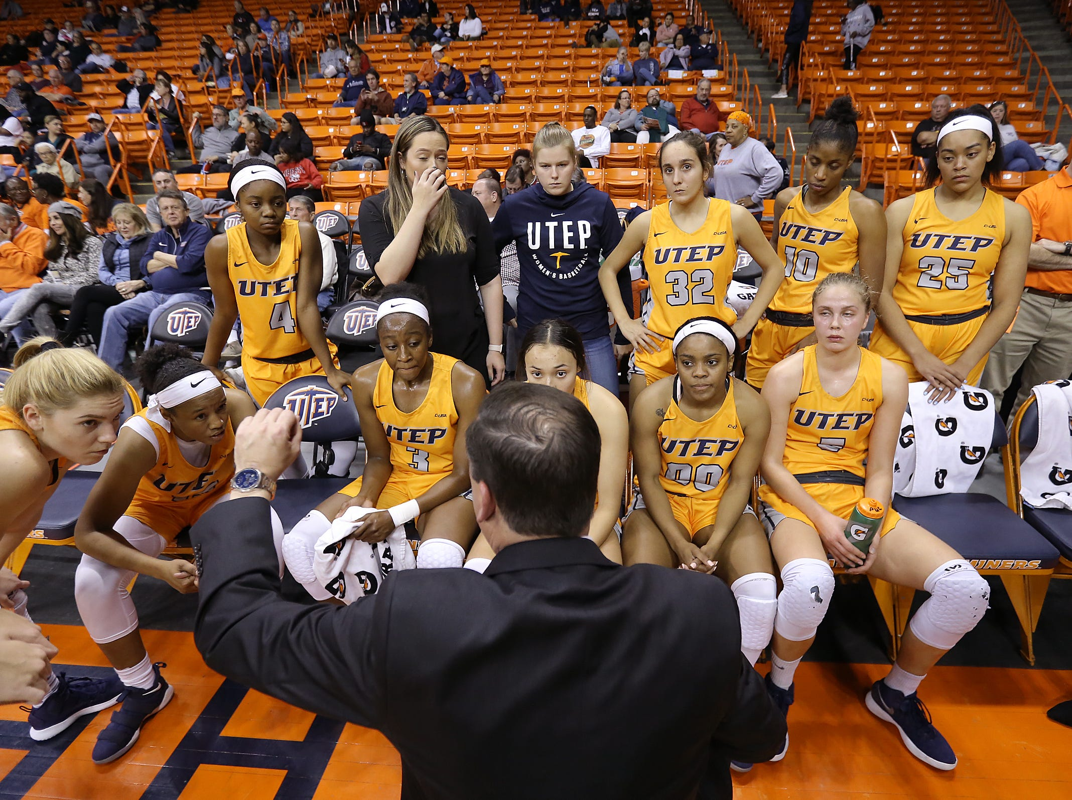 UTEP looks to fix offense as archrival NMSU looms Saturday at Don Haskins Center