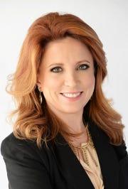 Lizzie Dipp Metzger, owner of Crown Wealth Strategies.