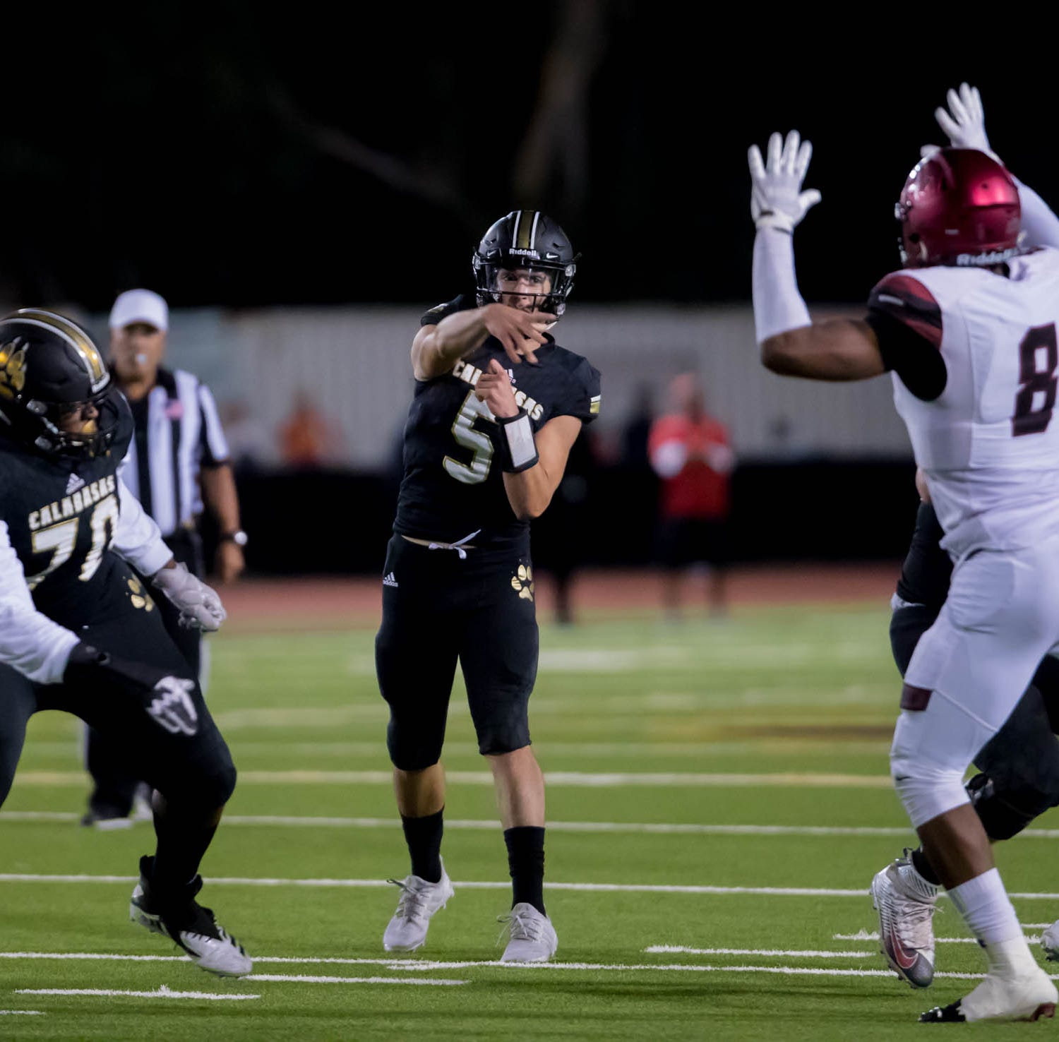 The Lock has your winners for Friday night's CIF-SS football semifinals