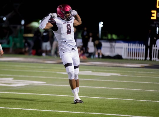 In two season at Oaks Christian, Kayvon Thibodeaux piled up 38 sacks will showing why he was considered the No. 1 recruit for the 2019 class.