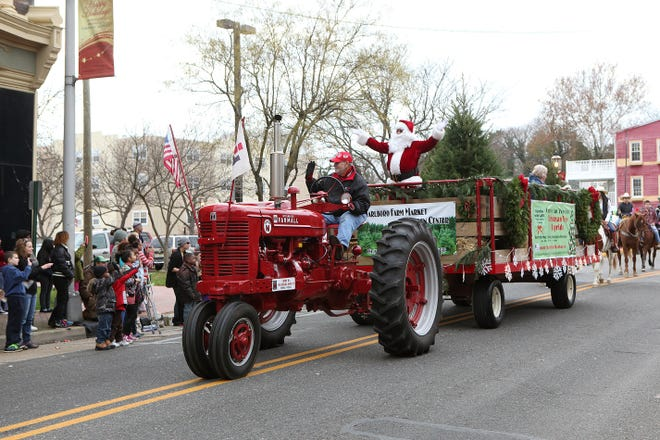 Holiday parade, Festival of Lights and house tour planned in Bridgeton.