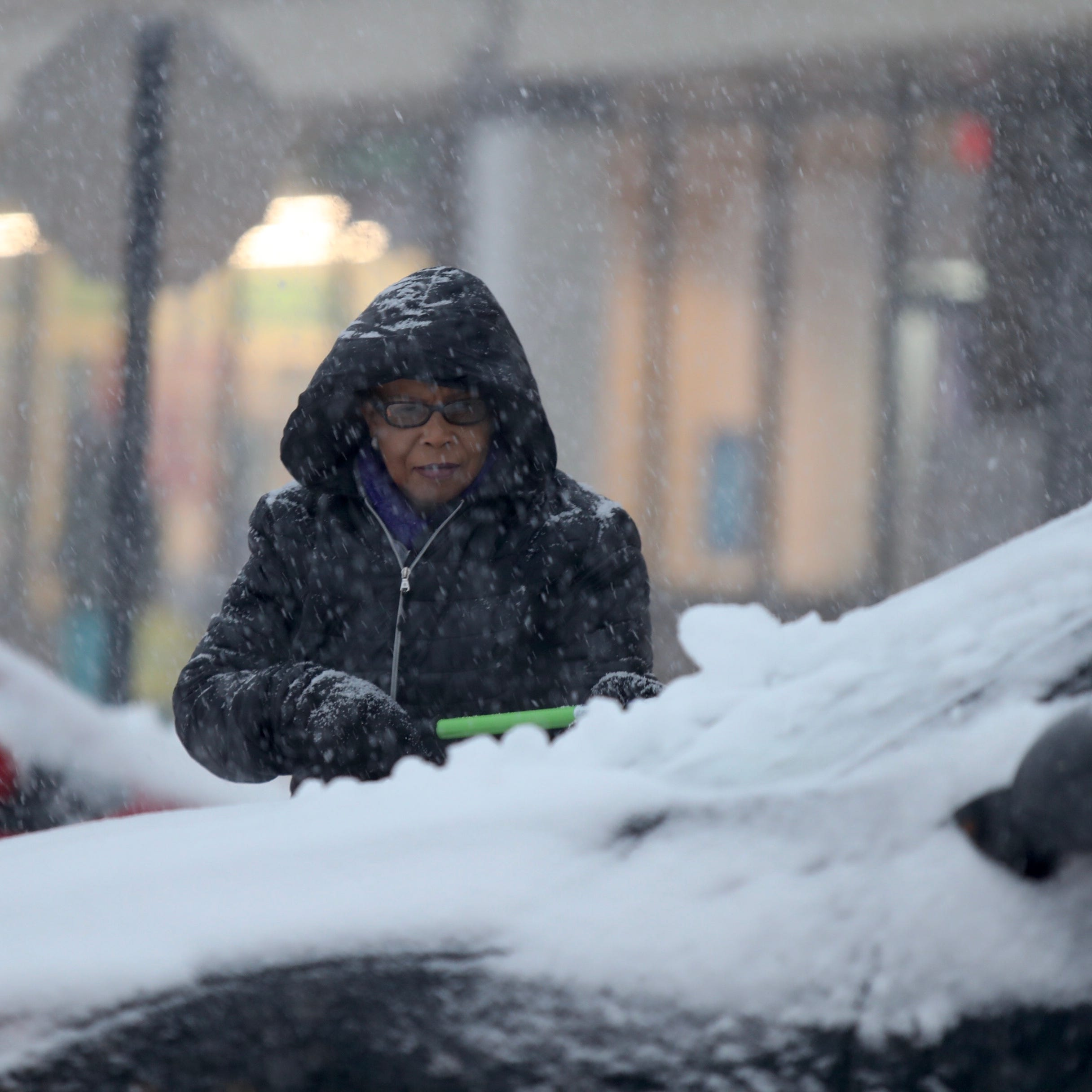 Snow totals UPDATED: Garrison reports 9 inches; totals for 24 towns