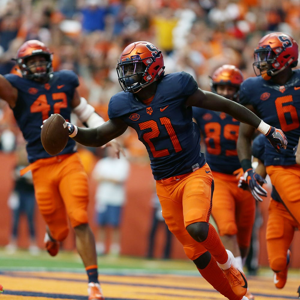 College football: Trill Williams' Yankee Stadium 'dream' to come true with Syracuse