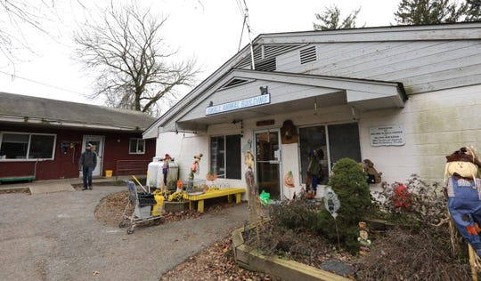 The small animal building at SPCA of Westchester's facility in Briarcliff Manor Nov. 15, 2018.