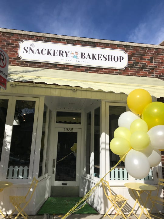 The Snackery Bakeshop in Larchmont.