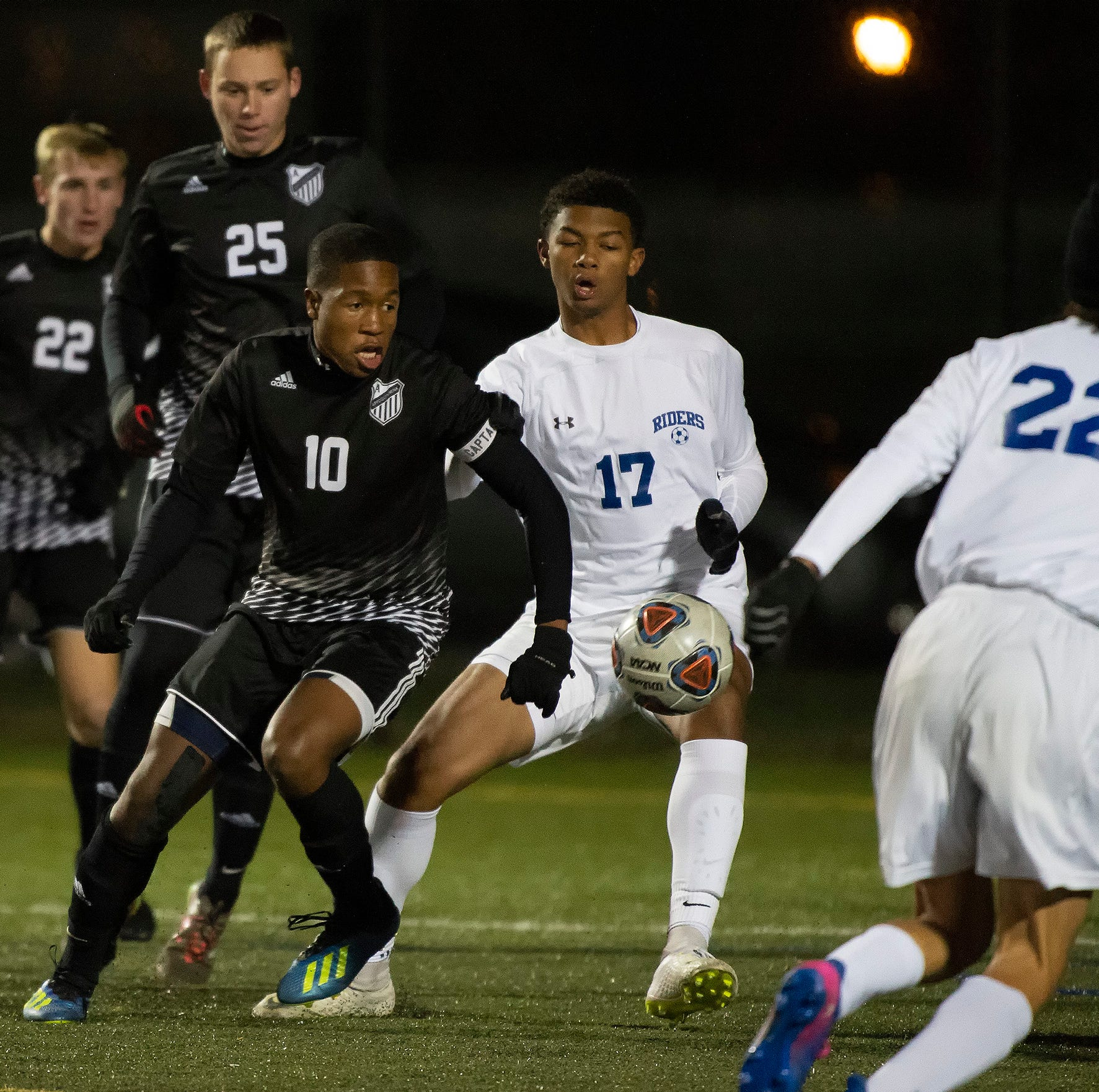 Appoquinimink outlasts CR, will meet Salesianum in DIAA Division I boys soccer final