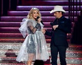 The 52nd annual CMAs were highlighted by Brad Paisley's investigation into the name of Carrie Underwood's unborn child and Luke Bryan's attempt at flossing.