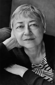 Fiction winner Sigrid Nunez.