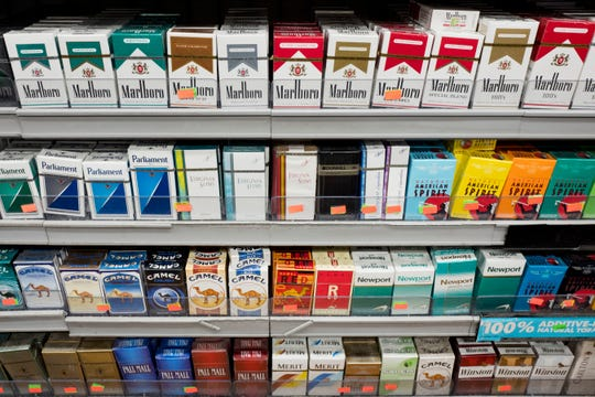 """FDA Commissioner Scott Gottlieb announced Thursday that he will """"advance"""" a new rule to ban menthol in cigarettes and begin a separate process to ban menthol and other flavored cigars."""