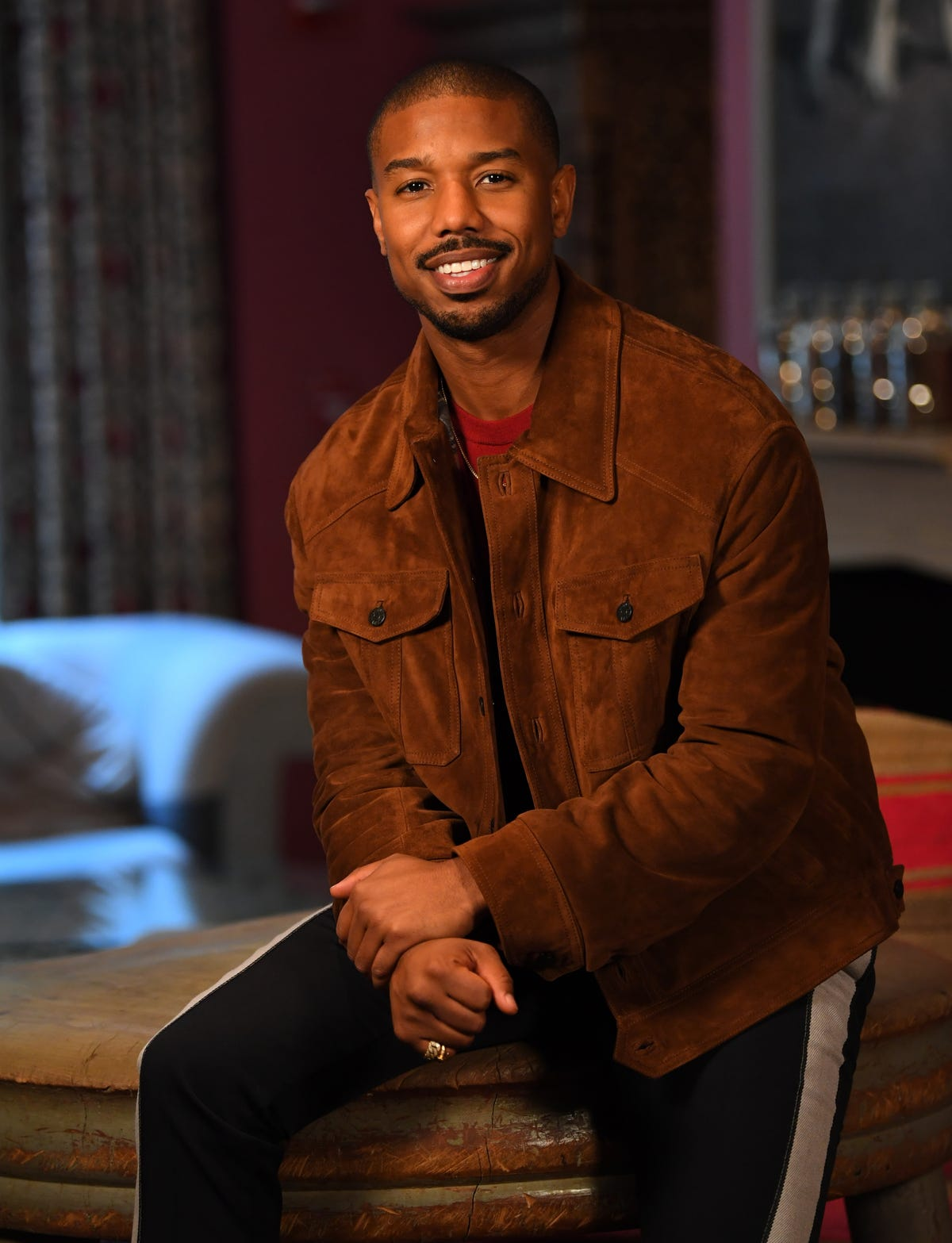 Michael B  Jordan on how he got in fighting form for 'Creed 2'