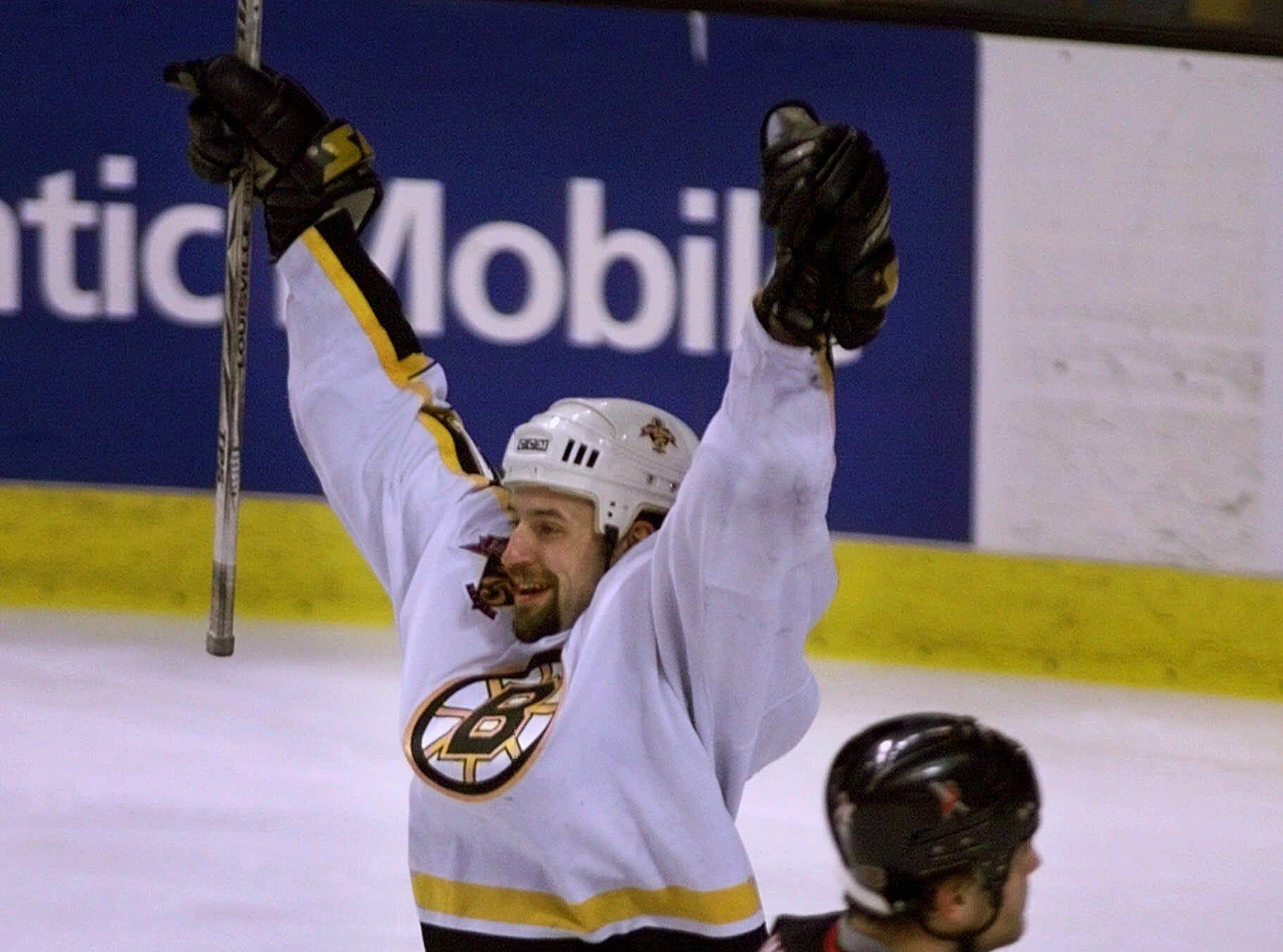 41. Jason Allison (1993-2003, 2005-06). Also: Jaroslav Hasek