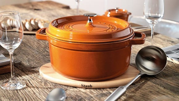 The best luxury gifts of 2018: Staub Round Cocotte