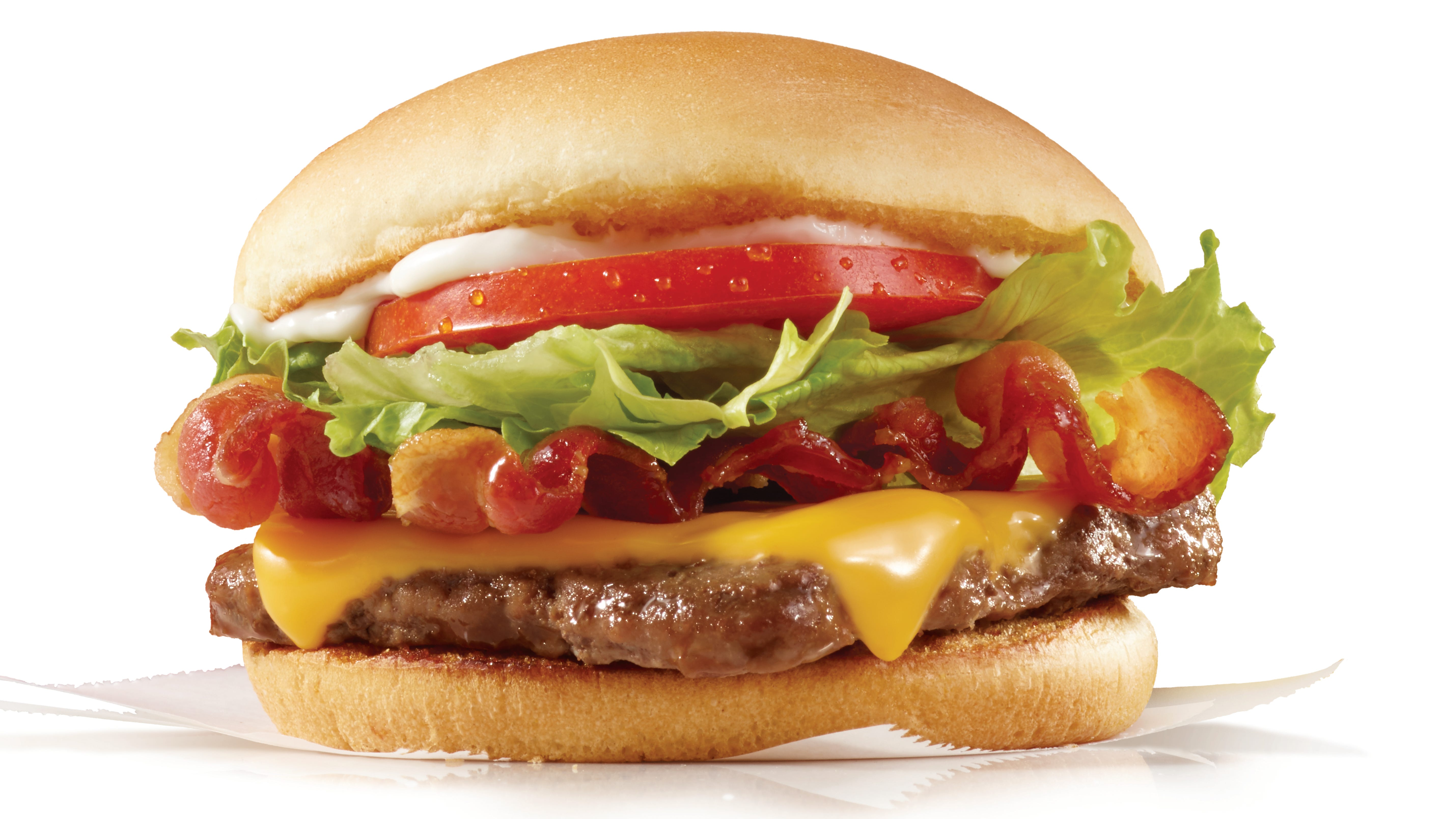Wendy's is giving away free Junior Bacon Cheeseburgers through Nov. 23.