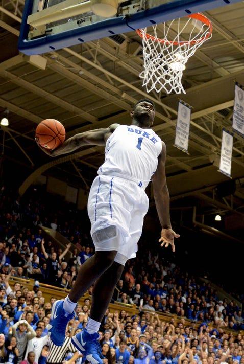 Usp Ncaa Basketball Eastern Michigan At Duke S Bkc Duk Mic Usa Nc