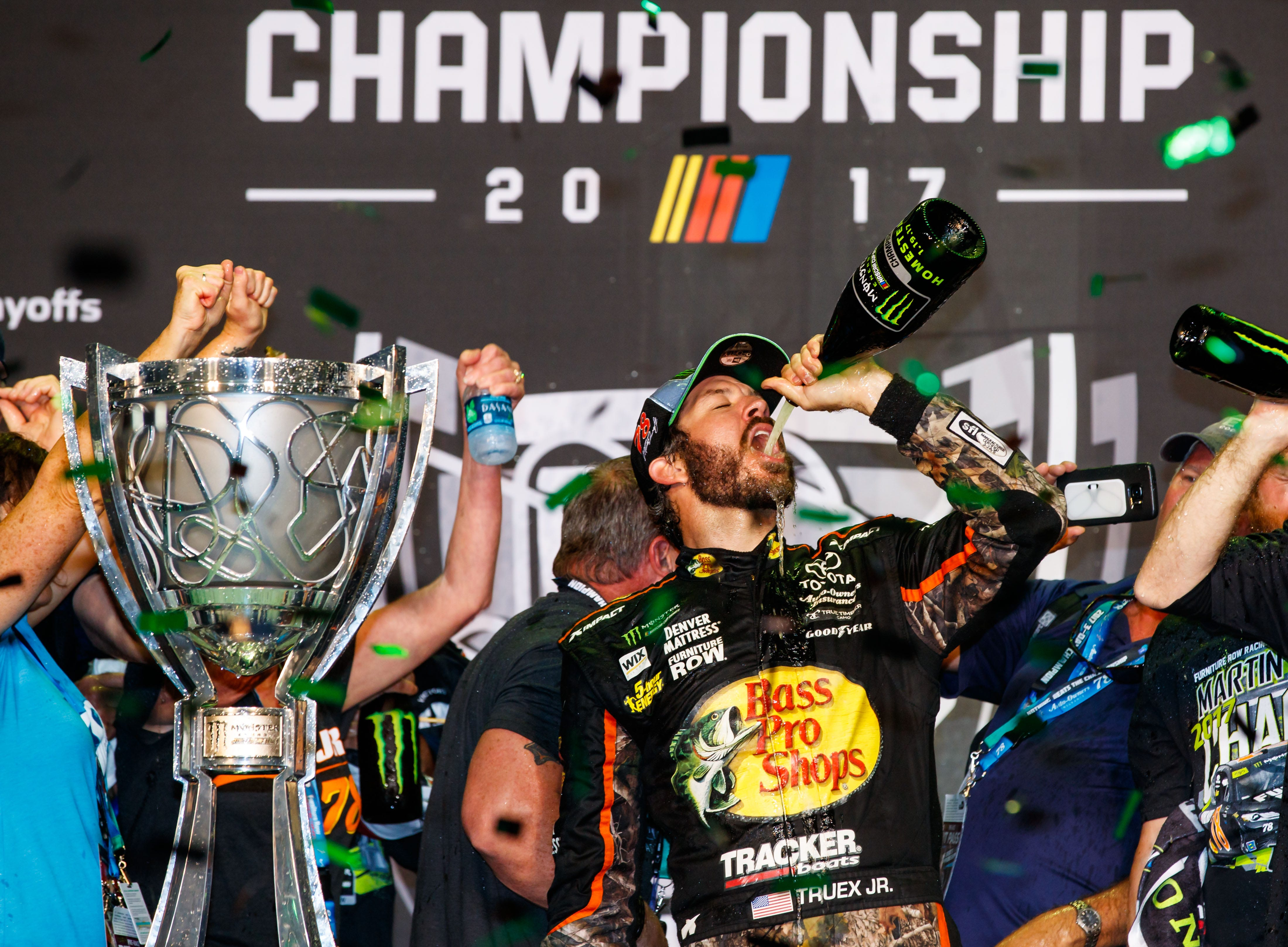 NASCAR Cup championship race at Homestead 2018: Start time, lineup, TV schedule, more