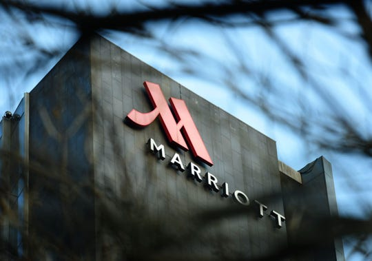 A Marriott hotel in Hangzhou in China's Zhejiang province. Marriott is one of the international luxury hotel chains featured in a web video showing unsanitary housekeeping practices in their Chinese properties.