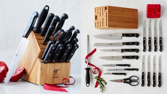 The best luxury gifts of 2018: Zwilling Knife Set