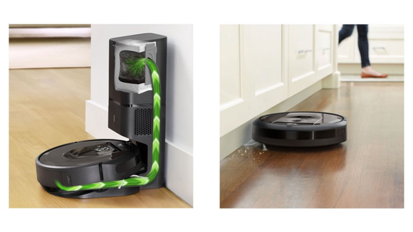 Best luxury gifts: Roomba i7+ Robot Vacuum