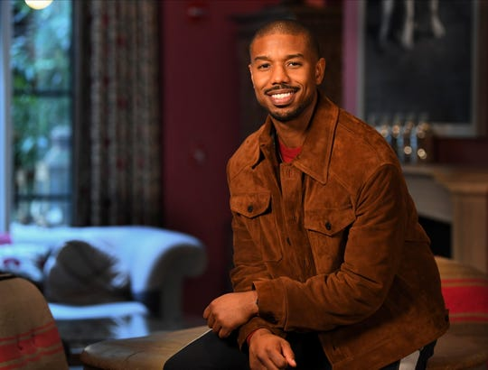 Michael B. Jordan is ready for the A-list (and an Oscar) with 'Creed 2,' 'Black Panther'