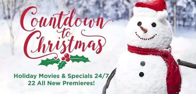 Hallmark's Countdown to Christmas marathon