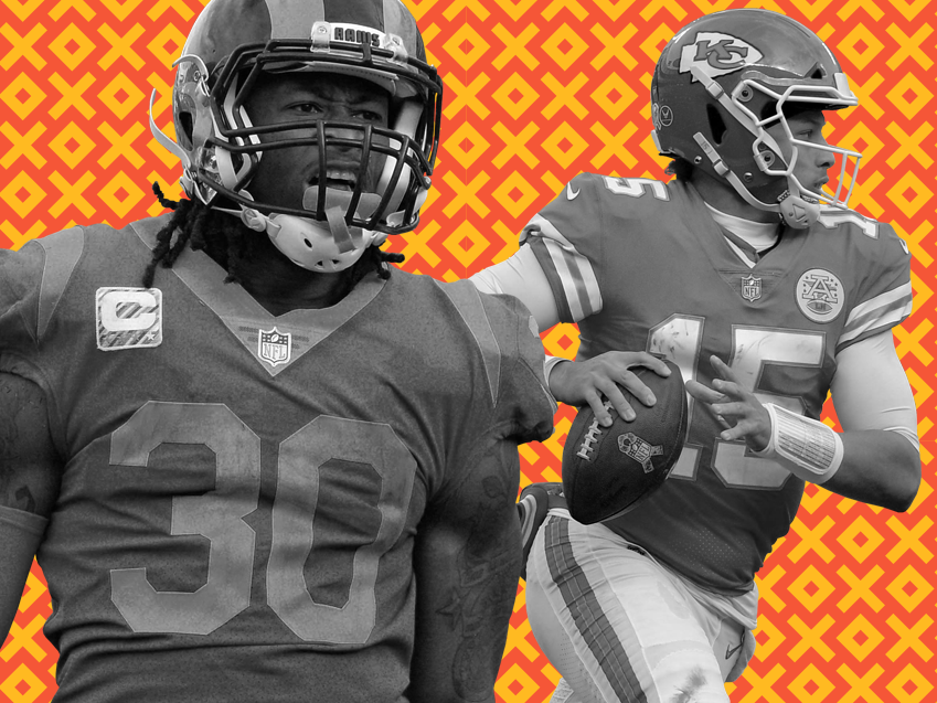 USA TODAY Sports' Week 11 NFL picks: Split opinions on Chiefs-Rams and many more matchups
