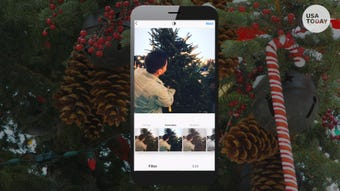 Millennials are doing it for the 'gram, Instagram that is. No matter the cause, local Christmas tree farms are seeing an uptick in sales.