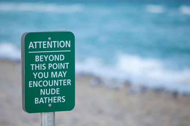 Sen. Jason Pizzo, D-Miami, wants to make sure folks who enjoy Florida beaches au naturel aren't arrested and charged under the same set of laws as, say, child molestation.