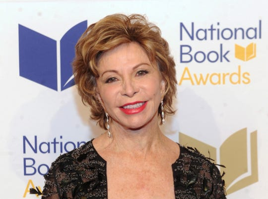 Isabel Allende at the 69th National Book Awards Ceremony at Cipriani Wall Street on Nov. 14, 2018, in New York.