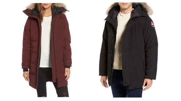The best luxury gifts of 2018: Canada Goose Jacket