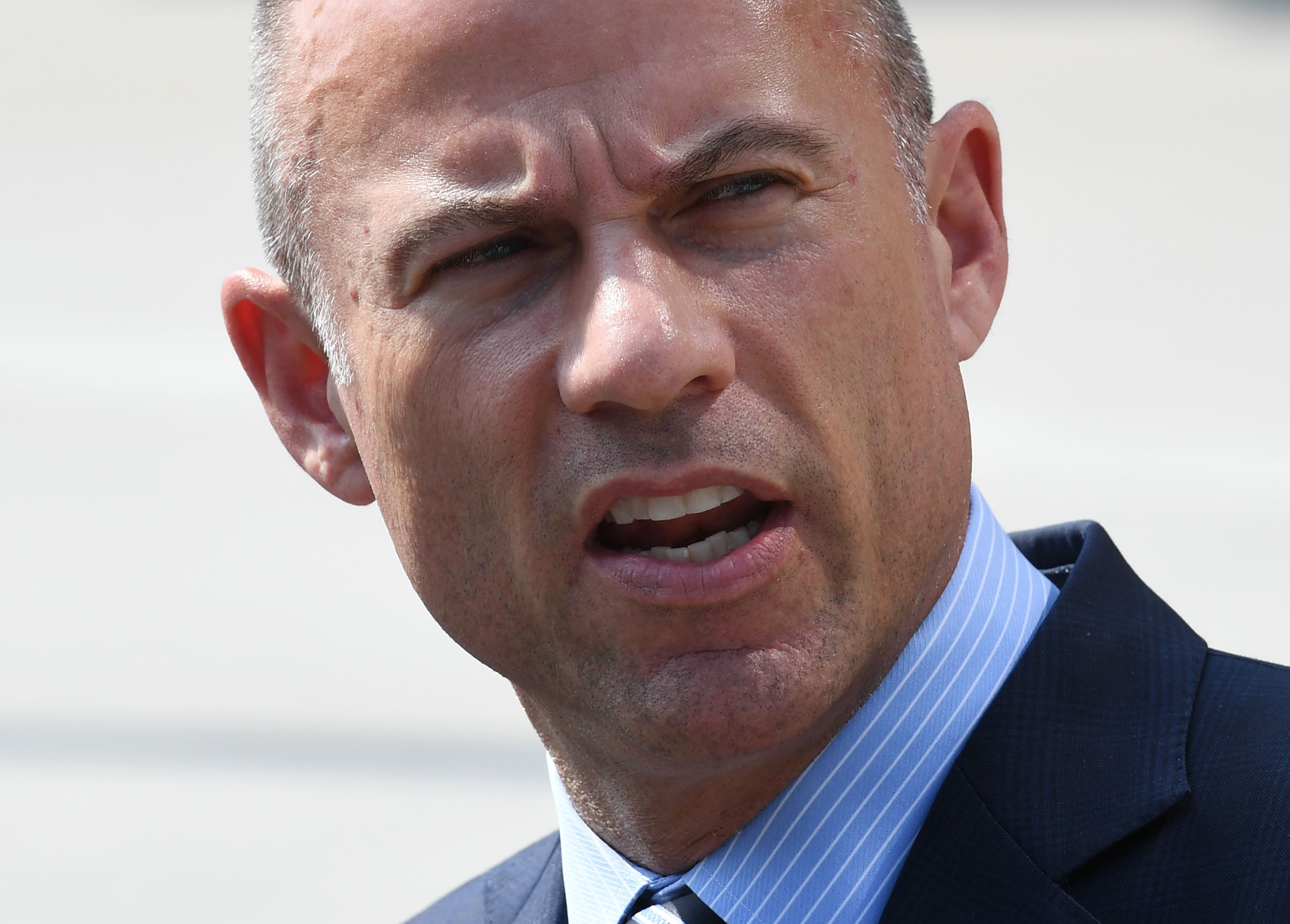 Michael Avenatti arrested over Nike case