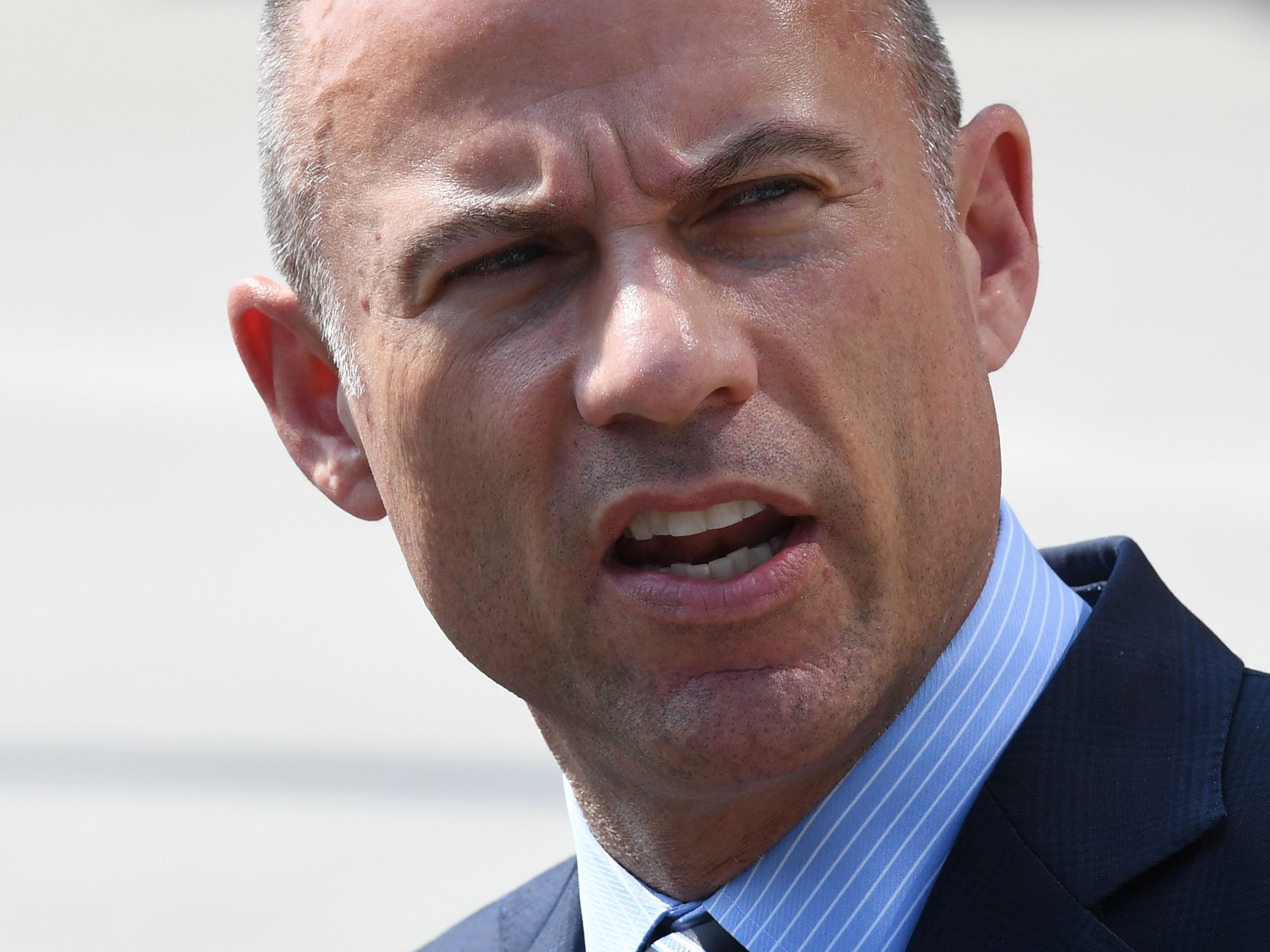 Avenatti is latest man to deny domestic violence. Stats show they can't all be innocent.