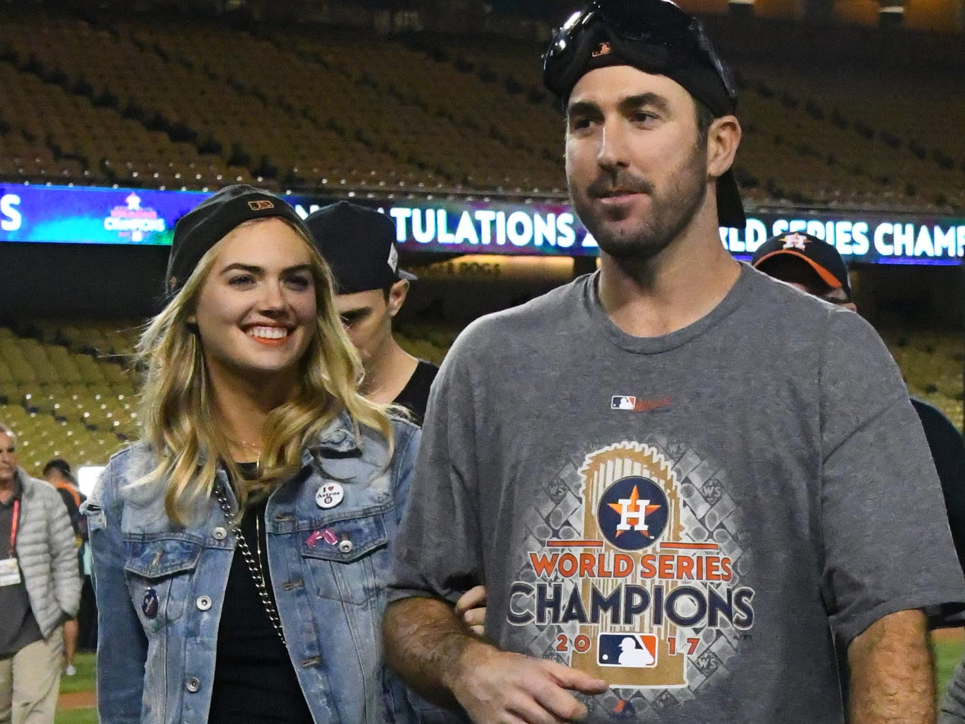 Kate Upton has much different reaction to Justin Verlander not winning Cy Young