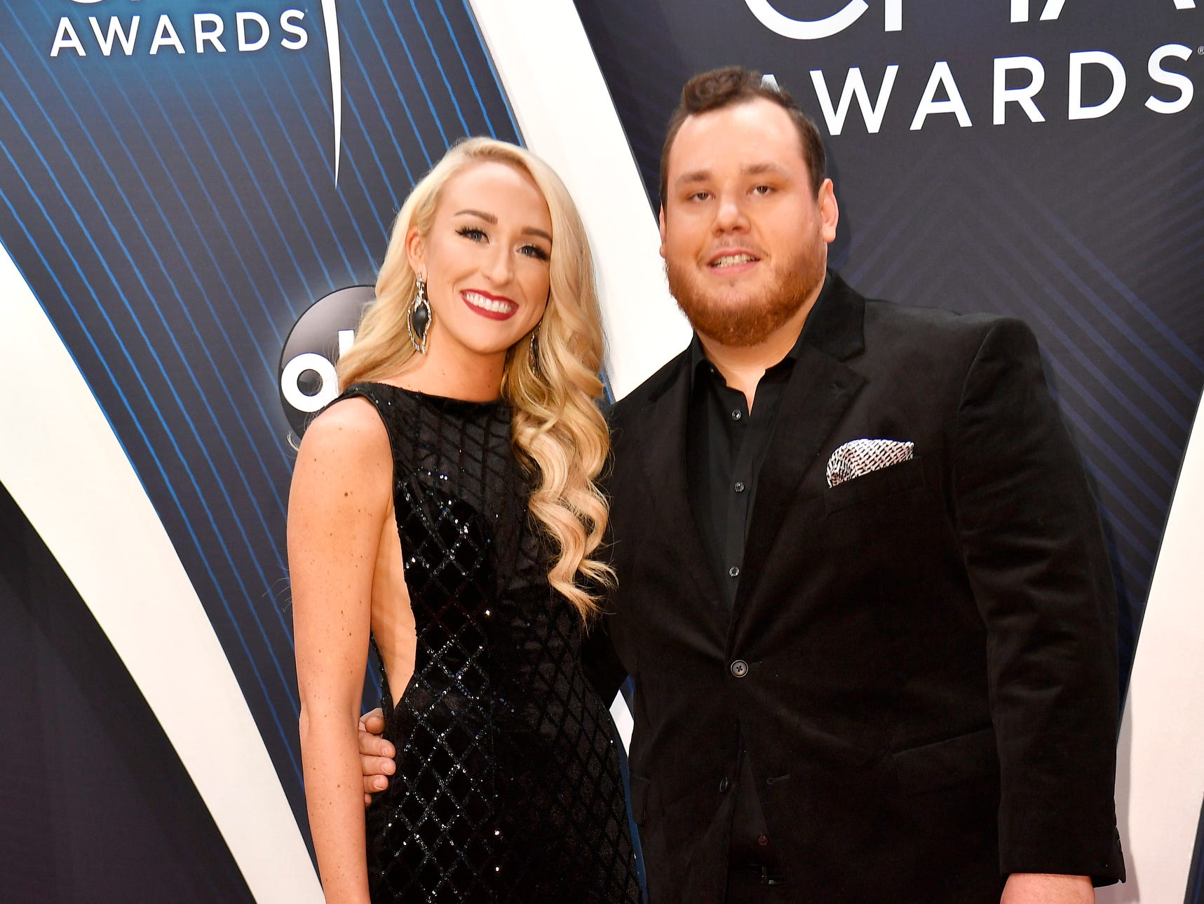 Luke Combs and guest