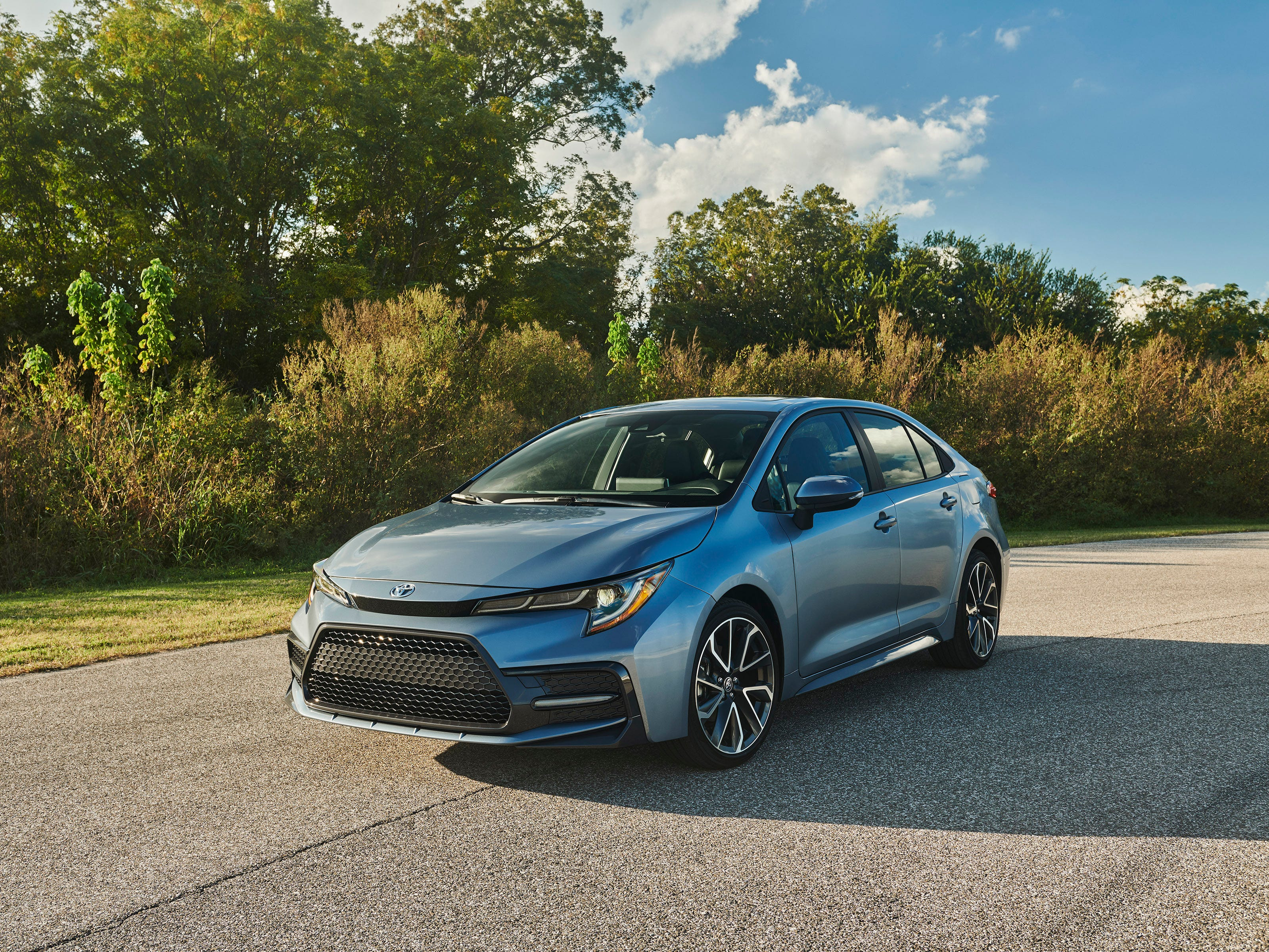 Toyota Corolla redesigned: More power, better fuel economy